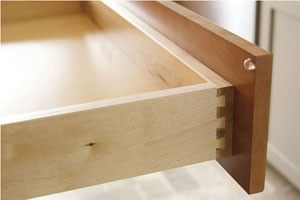 Solid Maple Drawer
