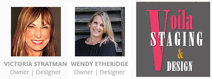 Victoria Stratman, Wendy Ethridge